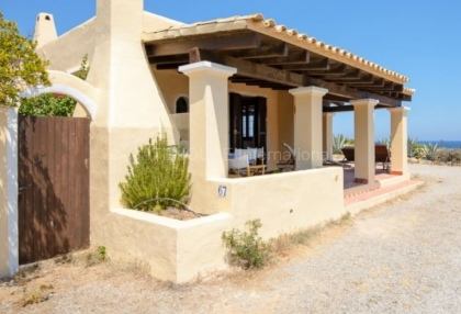 Frontline home in Ibiza requiring refurbishment_s