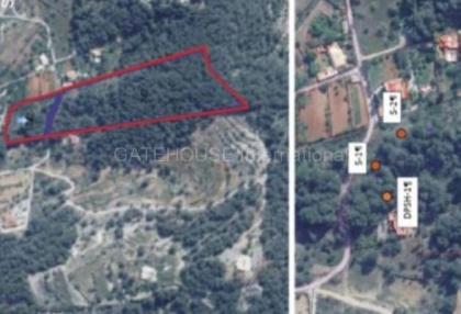 Plot for sale with open mountain views in Santa Eularia_5