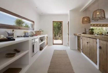 Luxury renovated Ibiza villa for sale in Cala Bassa_9