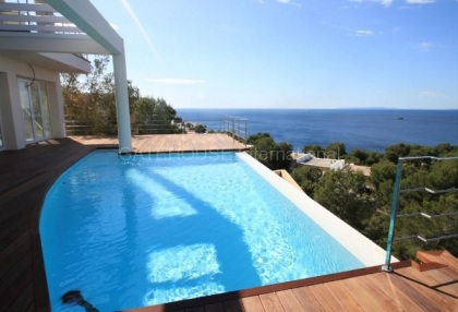 Brand new villa for sale in Santa Eulalia_2