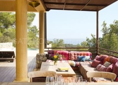 Modern sea view home for sale close to Roca Llisa_5