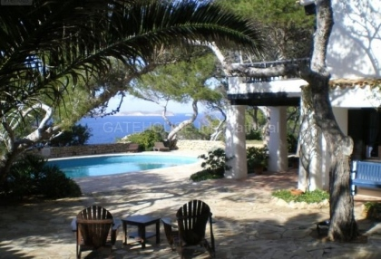 Frontline property for sale in cala vadella_6