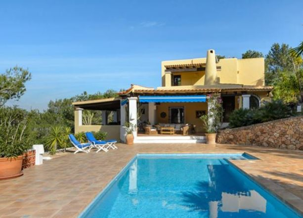 Luxury Mediterranean Villa For Sale Ibiza Properties For
