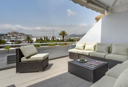 Contemporary apartment for sale in Ibiza Town_5