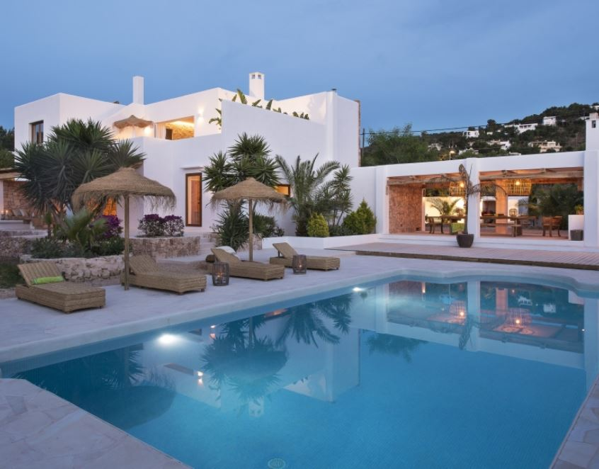 Mediterranean Villa For Sale In San Jose Ibiza