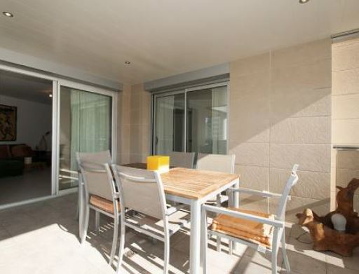 Front line luxury apartment for sale Playa den Bossa ...