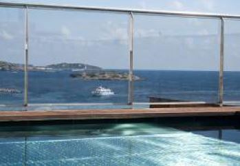 Sea view apartment for sale Playa den bossa Ibiza 10