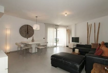 Sea view apartment for sale Playa den bossa Ibiza 2