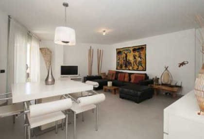 Sea view apartment for sale Playa den bossa Ibiza 3