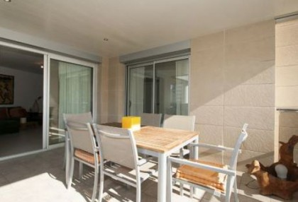 Sea view apartment for sale Playa den bossa Ibiza 7