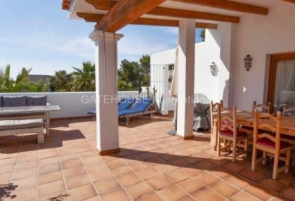 Penthouse apartment for sale close to Cala Vadella_1