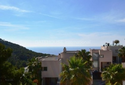 Penthouse apartment for sale close to Cala Vadella_2