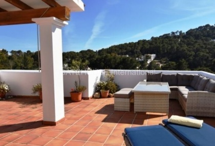 Penthouse apartment for sale close to Cala Vadella_7