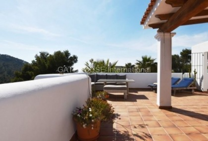 Penthouse apartment for sale close to Cala Vadella_8