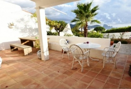 Townhouse with Es Vedra views_1