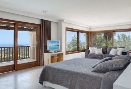 Villa with sea and sunset views for sale in San Agustin_13