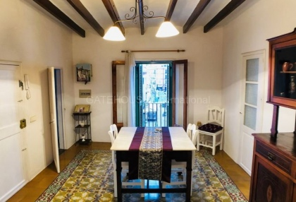 Traditional Penthouse apartment for sale in Ibiza Old Town_3