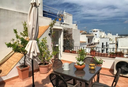 Penthouse apartmentwith harbour views in Ibiza Town_8