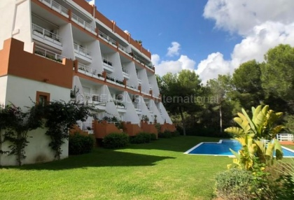 Ground floor apartment for sale in Es Canar_1