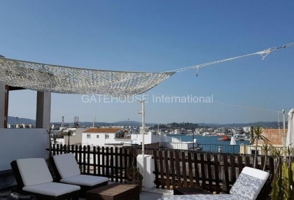 Duplex apartment for sale in the Old Marina, Ibiza_1