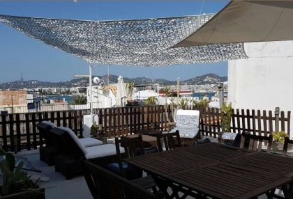 Duplex apartment for sale in the Old Marina, Ibiza_2
