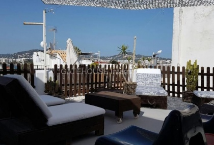Duplex apartment for sale in the Old Marina, Ibiza_3