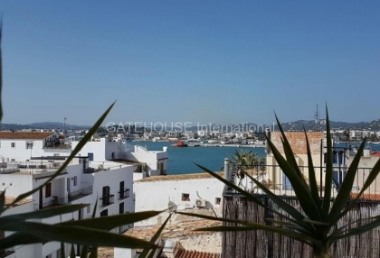 Duplex apartment for sale in the Old Marina, Ibiza_4