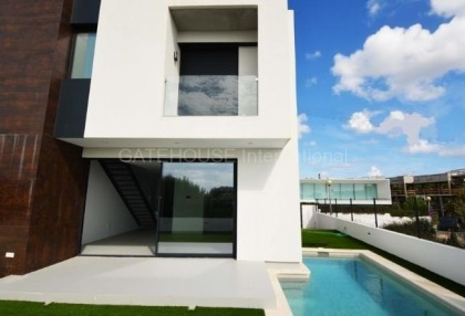 New Townhouse for sale with sea views in talamanca_2