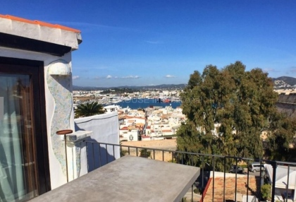 Triplex penthouse apartment for sale in Ibiza Old Town_1