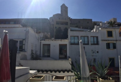 Triplex penthouse apartment for sale in Ibiza Old Town_9