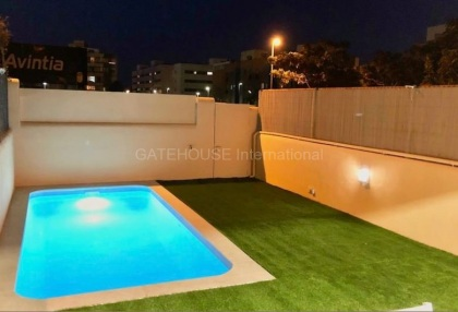 Terraced house with private pool Ibiza Town_2
