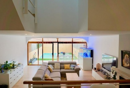 Terraced house with private pool Ibiza Town_4