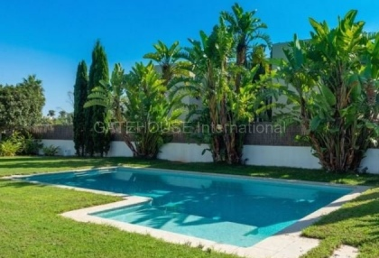 Modern detached home close to Ibiza Town in quiet urbanisation_2