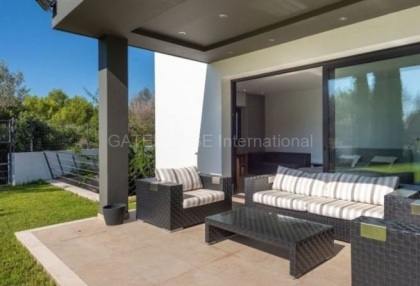 Modern detached home close to Ibiza Town in quiet urbanisation_5