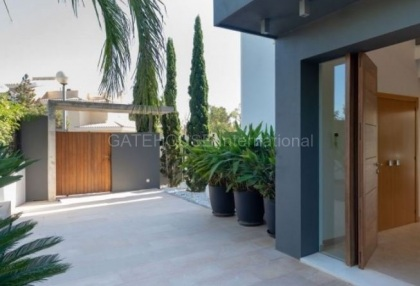Modern detached home close to Ibiza Town in quiet urbanisation_6