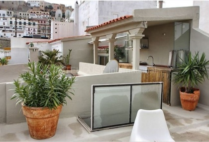 Penthouse apartment in the heart of Ibiza Old Town_1