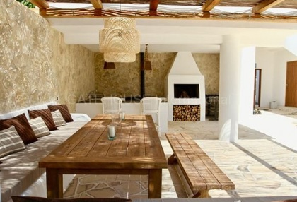 Luxury villa with sea and Forementera views_5