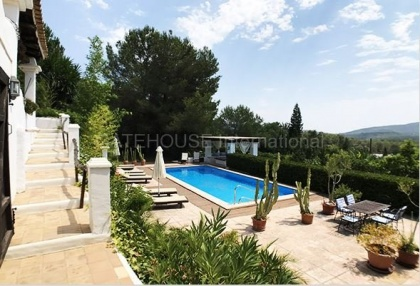 sea view country house for sale in San Lorenzo, Ibiza_2