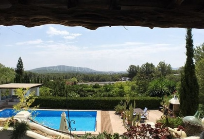 sea view country house for sale in San Lorenzo, Ibiza_5
