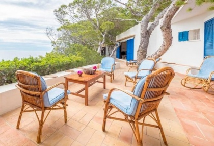 refurbishment opportunity frontline villa for sale in Cala Carbo_2 - Copy - Copy
