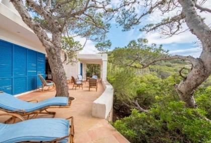 refurbishment opportunity frontline villa for sale in Cala Carbo_3 - Copy - Copy
