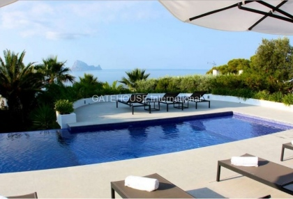 Exclusive Ibiza sea view villa close to the sea with views over Es Vedra_4