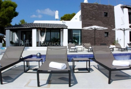 Exclusive Ibiza sea view villa close to the sea with views over Es Vedra_5