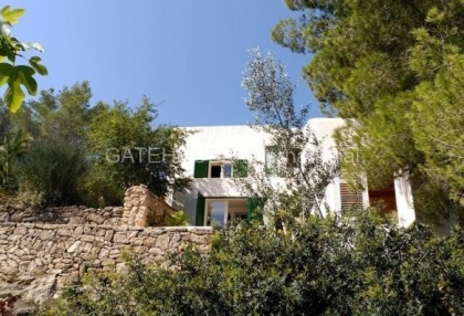 Restored Ibiza finca for sale in Santa Eularia_16