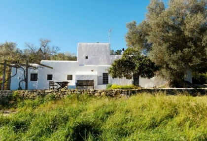 Six bedroom finca on a large plot for sale in Sa Font, Ibiza_1