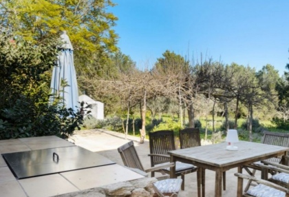 Six bedroom finca on a large plot for sale in Sa Font, Ibiza_4