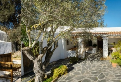 Six bedroom finca on a large plot for sale in Sa Font, Ibiza_7