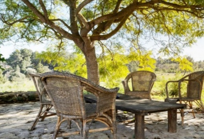 Six bedroom finca on a large plot for sale in Sa Font, Ibiza_8