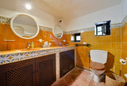 Country finca for sale San Mateo San Antonio Ibiza with guest house 23