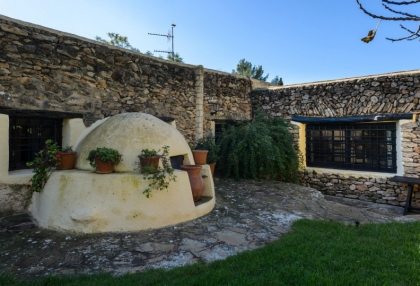 Country finca for sale San Mateo San Antonio Ibiza with guest house 9